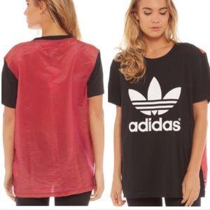 Adidas space shifter tee shirt